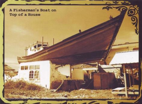 Kartu pos dari Dinas Pariwisata Aceh