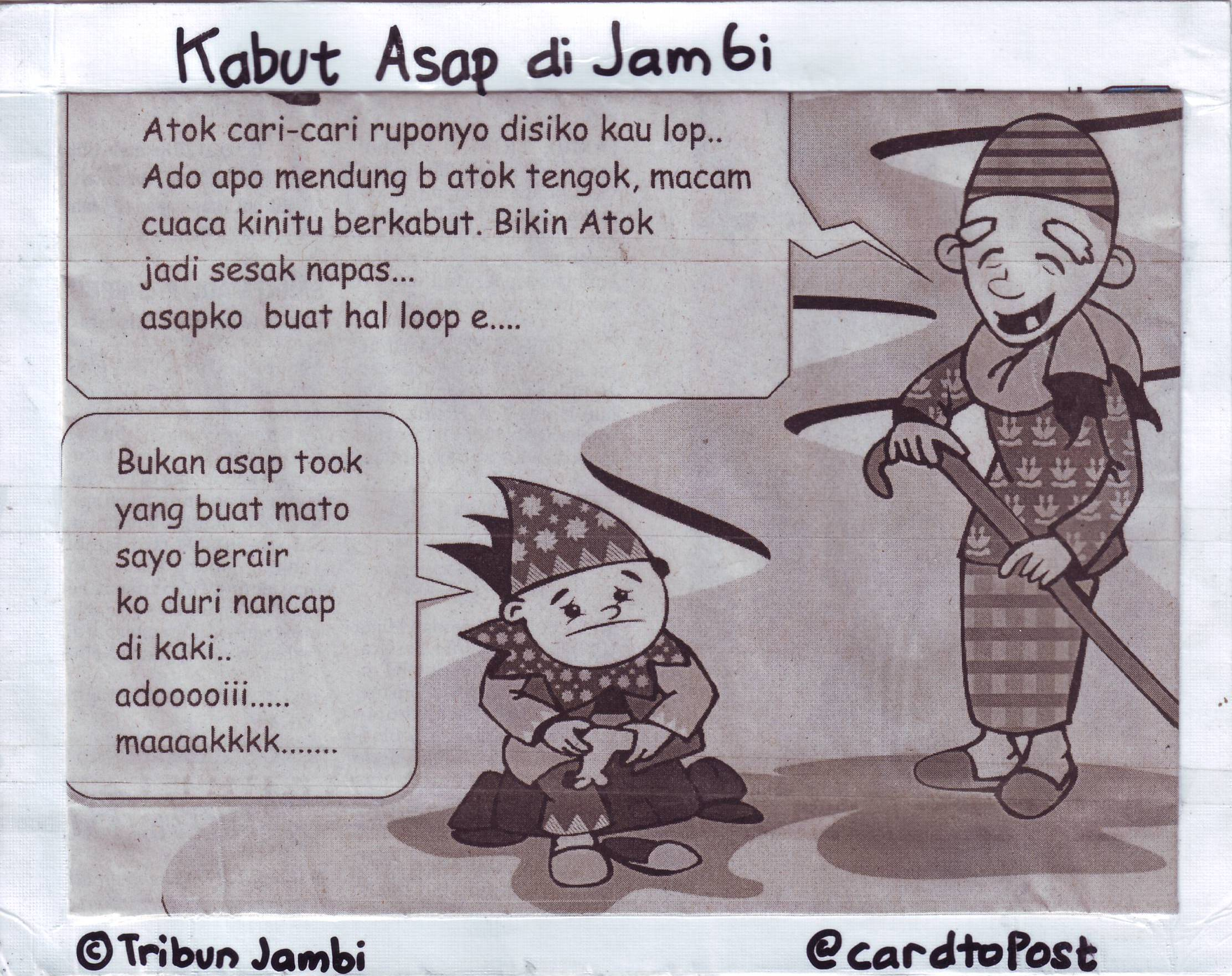 Handmade Postcards From Jambi The Science Of Life