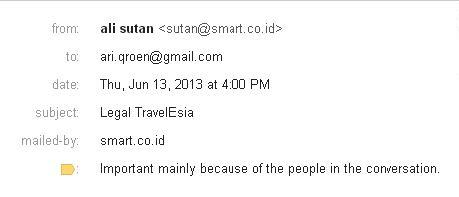 Email TravelEsia3