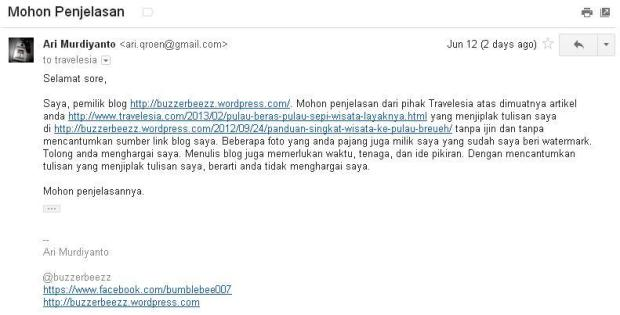 Email TravelEsia4
