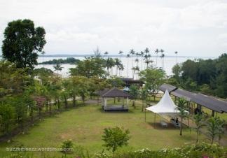 Tempat outdoor di Nirwana Gardens
