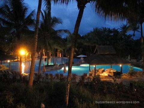 Pool di Bintan Lagoon