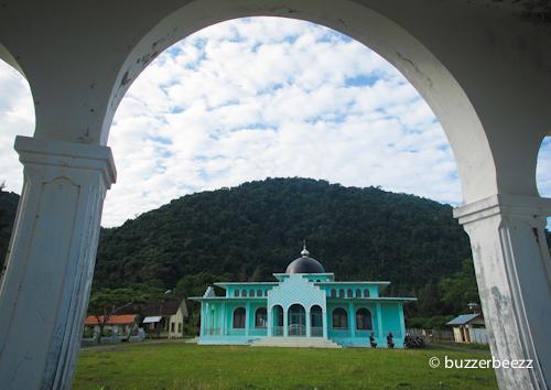 Masjid Indrapurwa