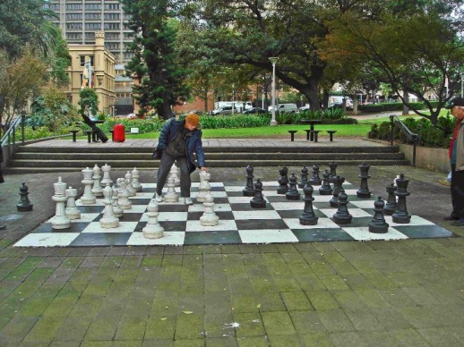 Hyde Park a