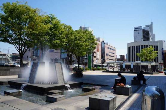 Taman-Kota-Idaman-Toyama-City