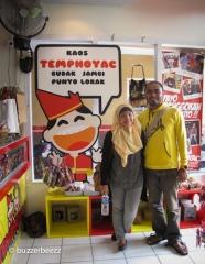 Mejeng di Temphoyac