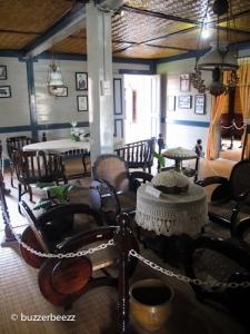 Ruang tamu rumah kelahiran Bung Hatta