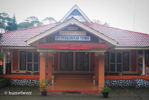Front Office Agrowisata Tambi