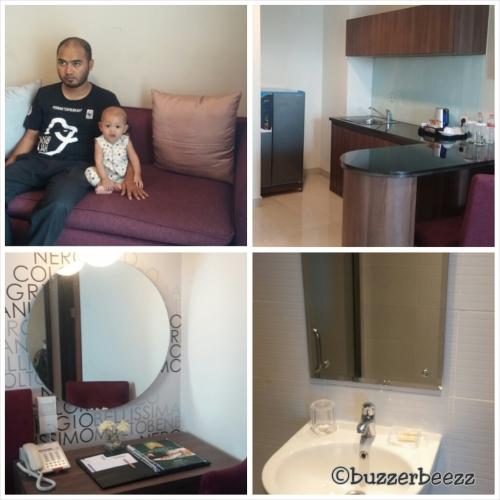 Interior kamar MG Suites Semarang.jpg