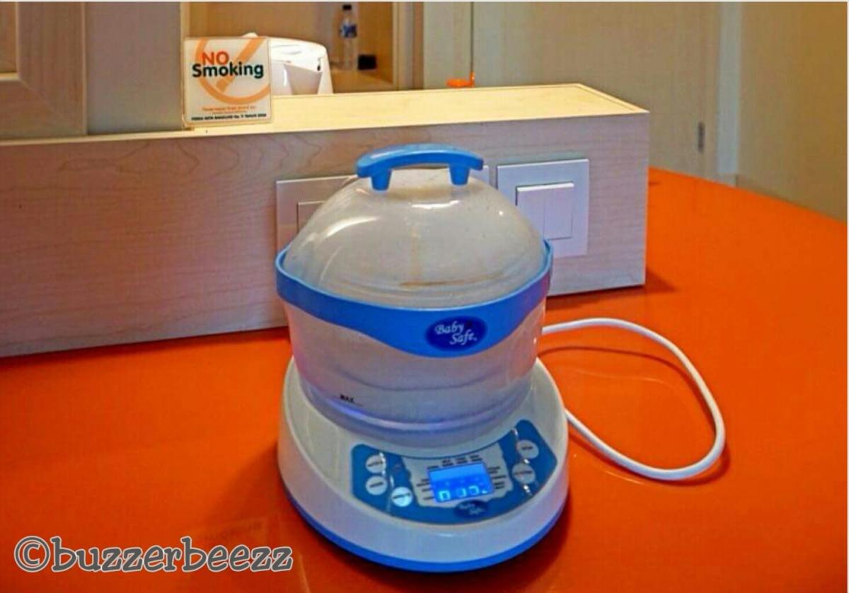 Traveling Dan Mpasi Homemade The Science Of Life Baby Safe Food Maker Babysafe Steam Blender