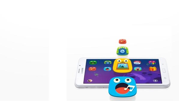 Samsung Galaxy Tab A - Kids Mode (dok. Samsung)