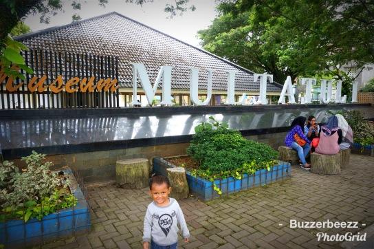 Museum Multatuli depan