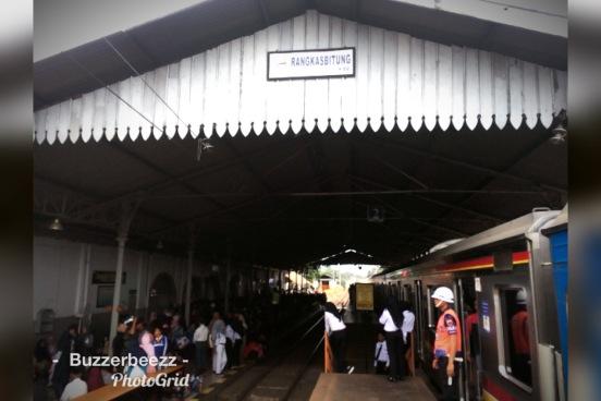 Stasiun Rangkasbitung