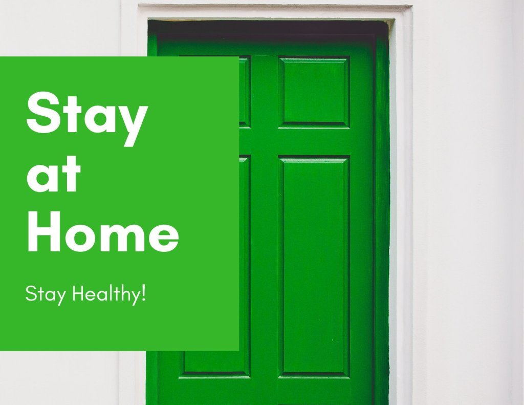 Stay At Home Stay Healthy The Science Of Life